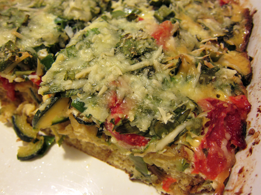 Zucchini And Green Chile Egg Breakfast Casserole Recipes — Dishmaps